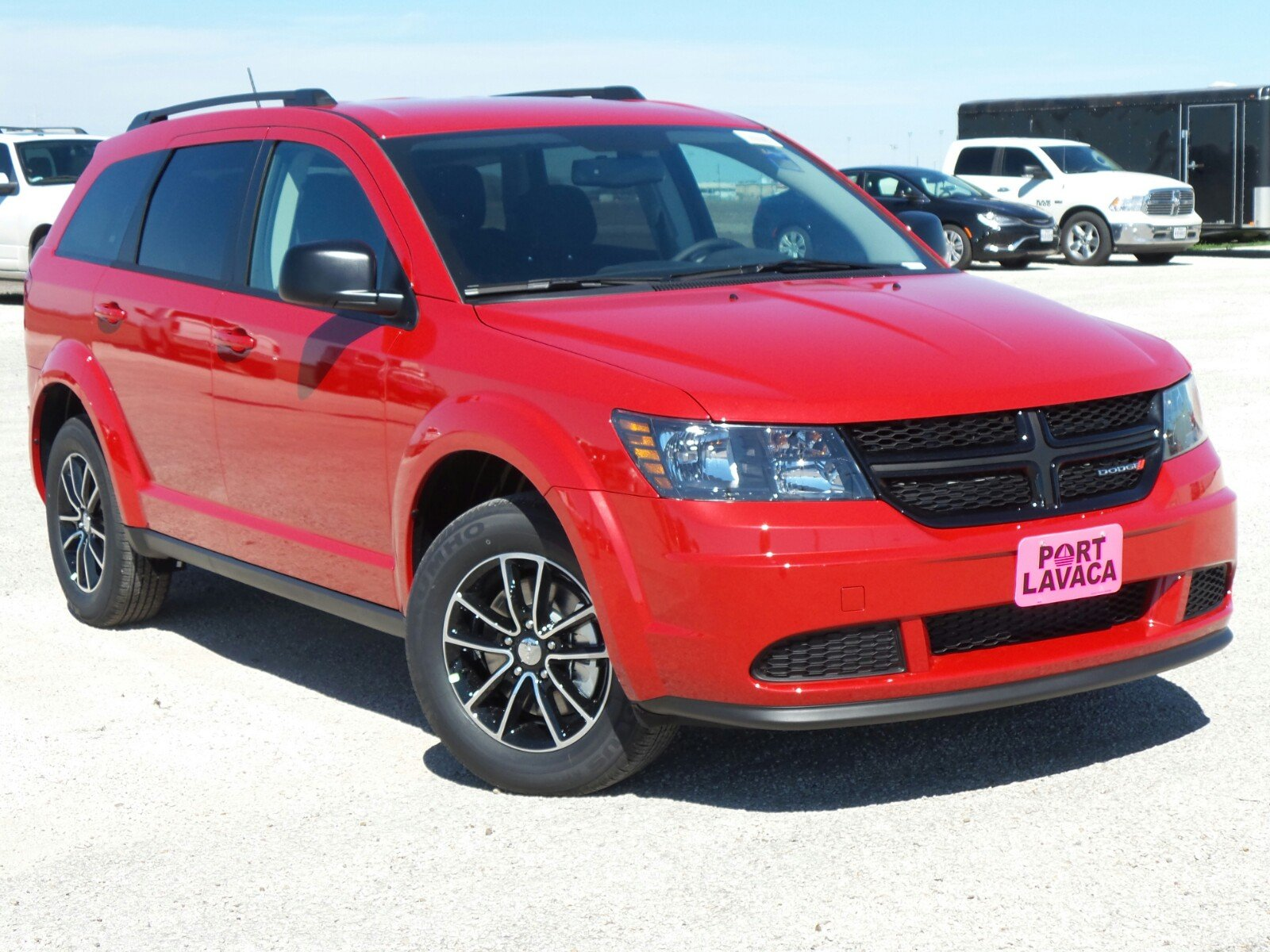 new 2017 dodge journey se sport utility in port lavaca t581631 port lavaca auto group. Black Bedroom Furniture Sets. Home Design Ideas